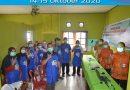 Pedagang Pasar Loa Kulu KUKAR ikuti Bimtek Pasar dari BBPOM Samarinda