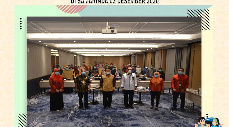 BBPOM di Samarinda melaksanakan kegiatan Monitoring dan Evaluasi Program Desa Pangan Aman dari Bahan Berbahaya di Samarinda